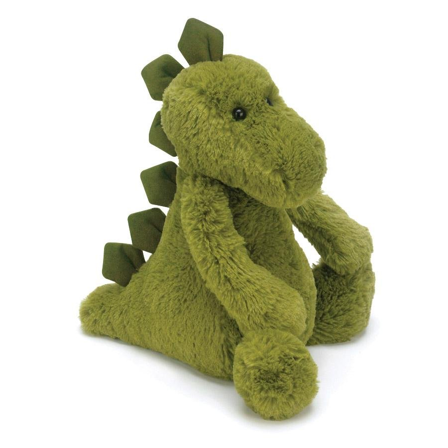 Buy Jellycat Puffles Dino by Jellycat - at White Doors & Co