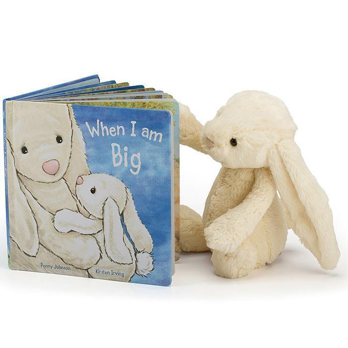 Buy Jellycat When I Am Big (Bashful Bunny Book) by Jellycat - at White Doors & Co