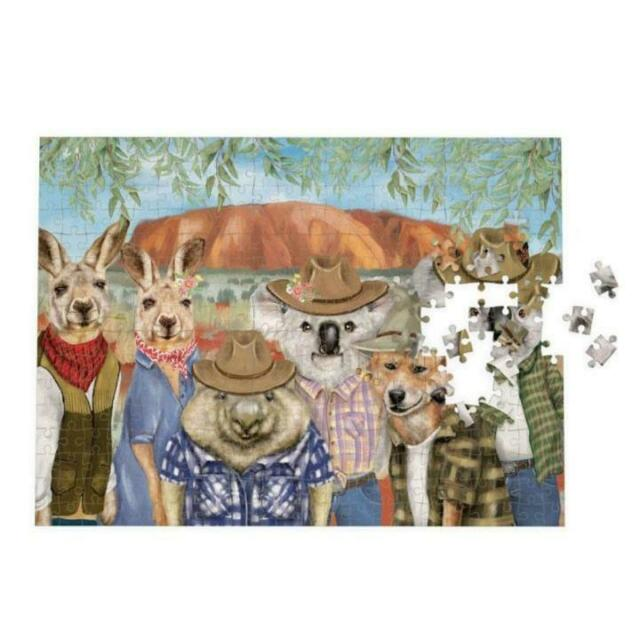 Buy La La Jigsaw Puzzles by La La Land - at White Doors & Co