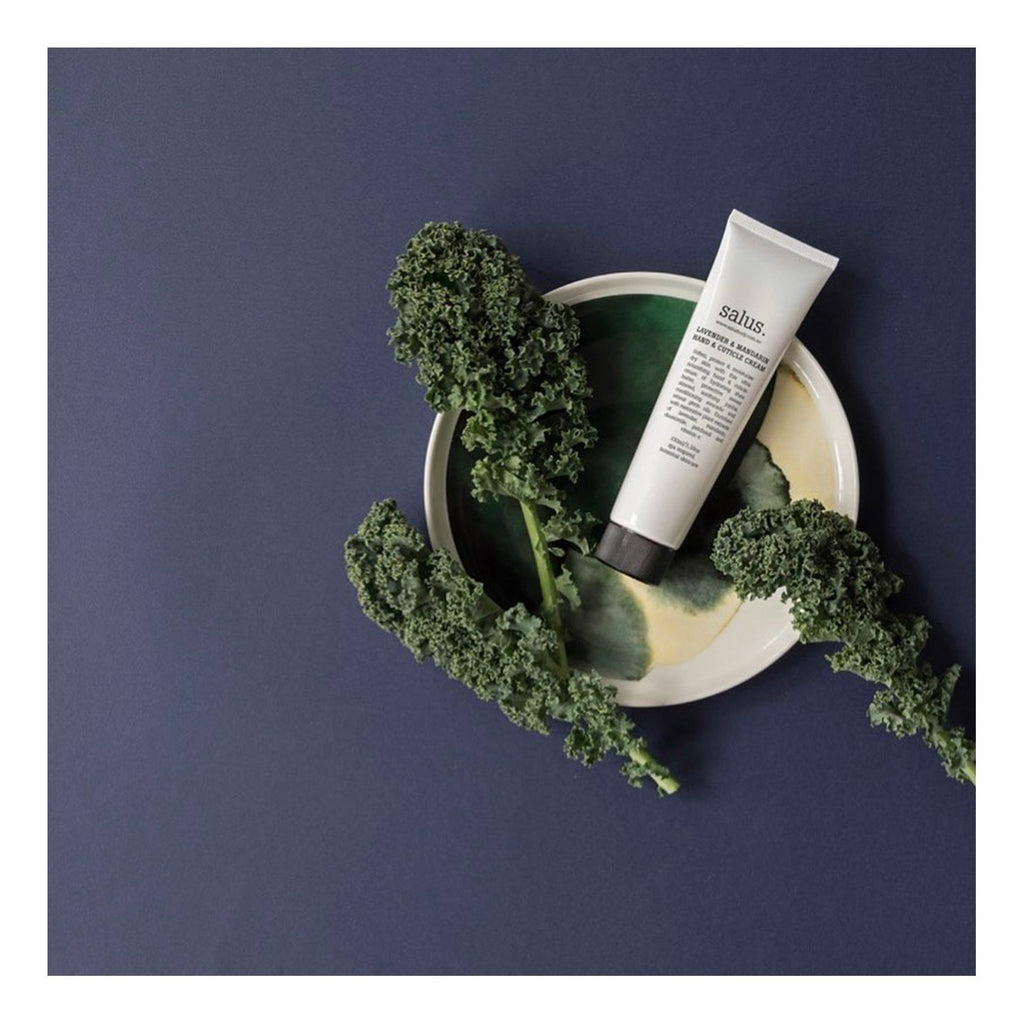 Buy Lavender & Mandarin Hand & Cuticle Cream by Salus - at White Doors & Co
