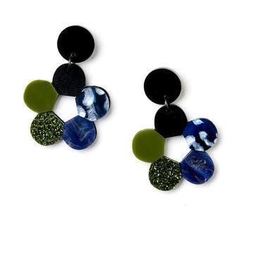 Buy Lulu Earrings by Martha Jean - at White Doors & Co