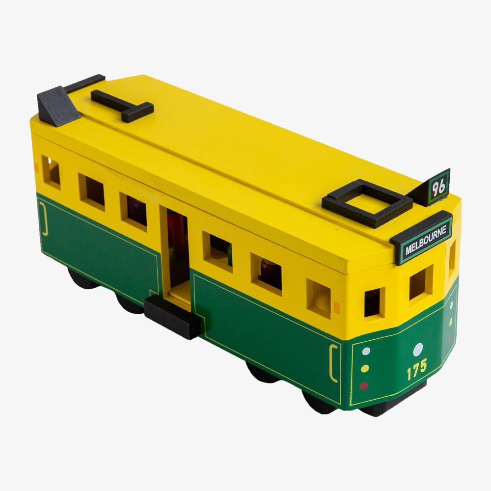 Buy Melbourne Tram by Make Me Iconic - at White Doors & Co