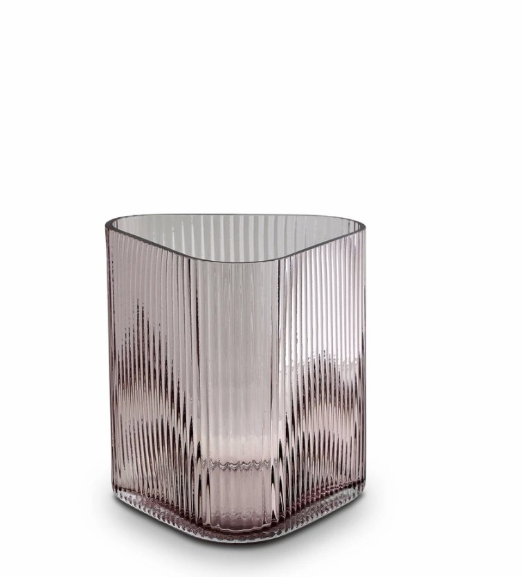 Buy Profile Vase, Rose - Large by Marmoset Found - at White Doors & Co