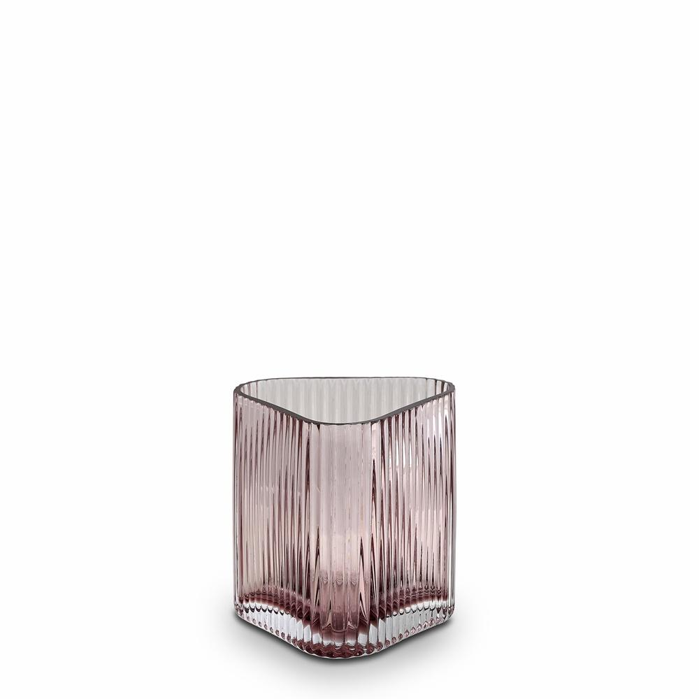 Buy Profile Vase, Rose - Small by Marmoset Found - at White Doors & Co