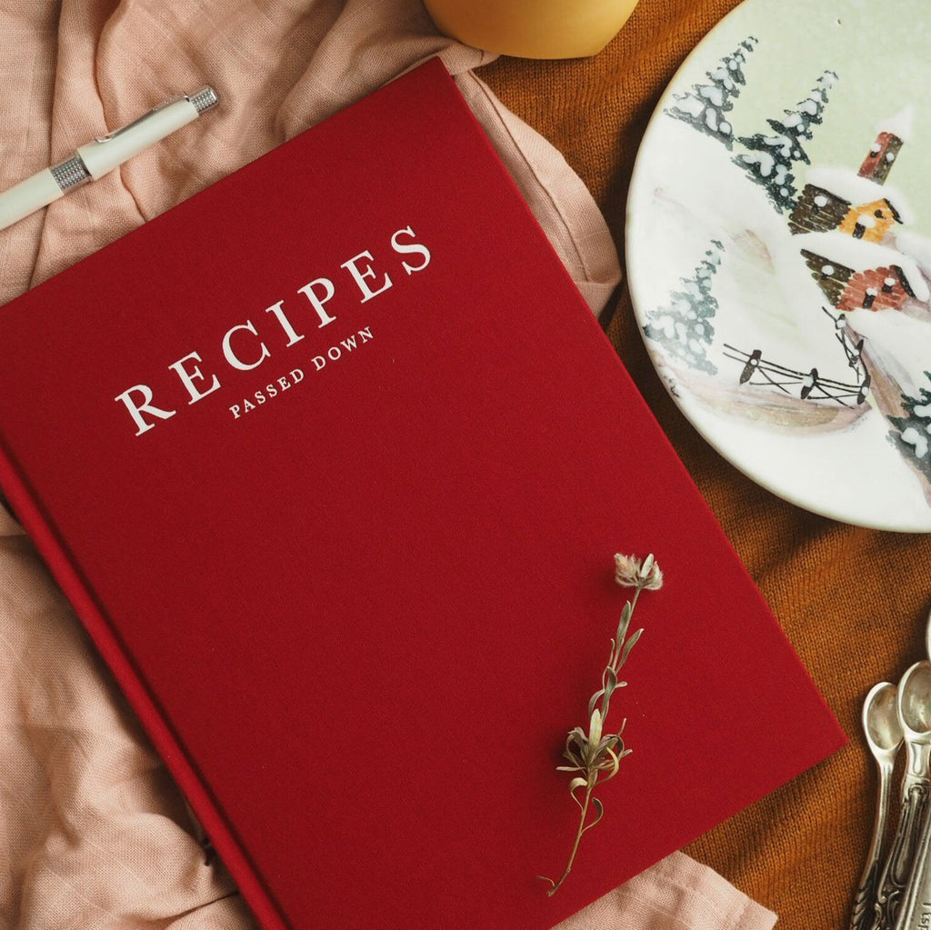 Buy Recipes Pass Me Down by Write to Me - at White Doors & Co