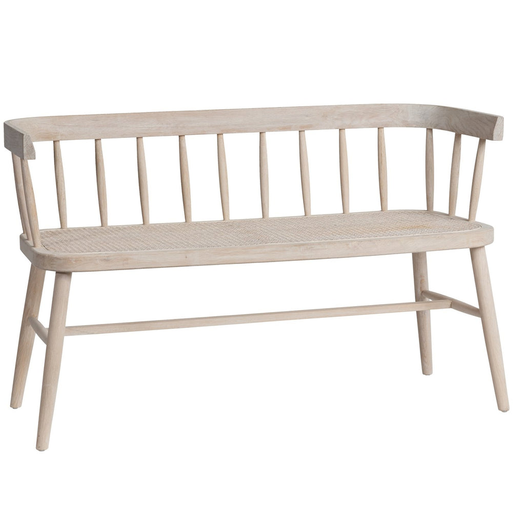 Buy Selby Bench Seat by Canvas & Sasson - at White Doors & Co