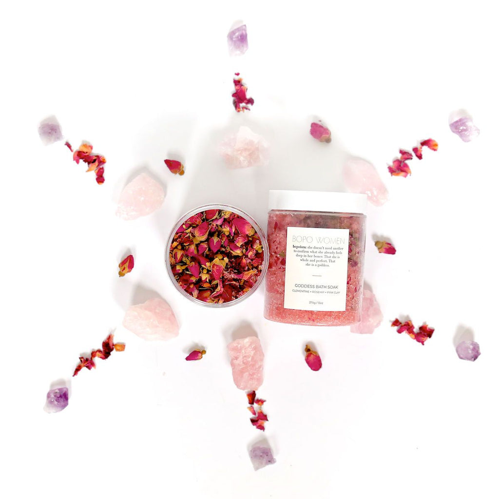 Buy Soak Infusion - Globosa + Green Tea by Salt By Hendrix - at White Doors & Co