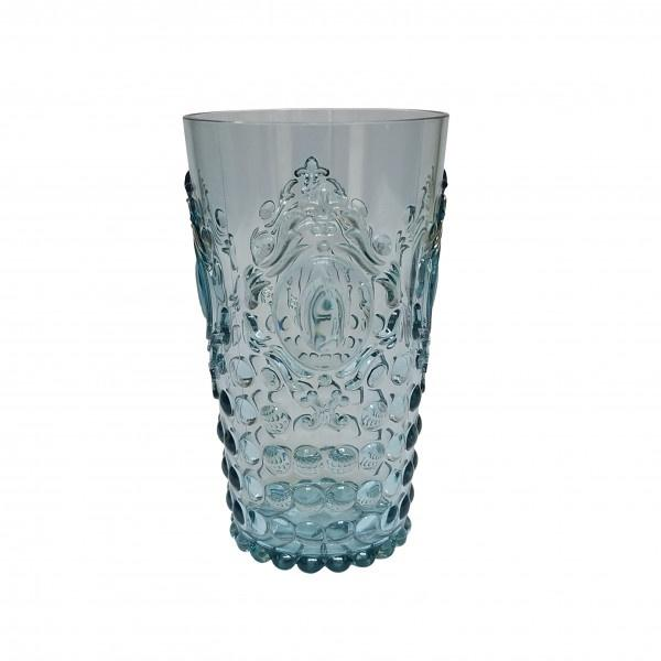 Buy Tall Tumbler - Aqua by Flair - at White Doors & Co