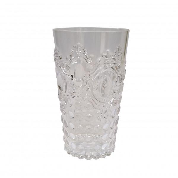 Buy Tall Tumbler - Clear by Flair - at White Doors & Co