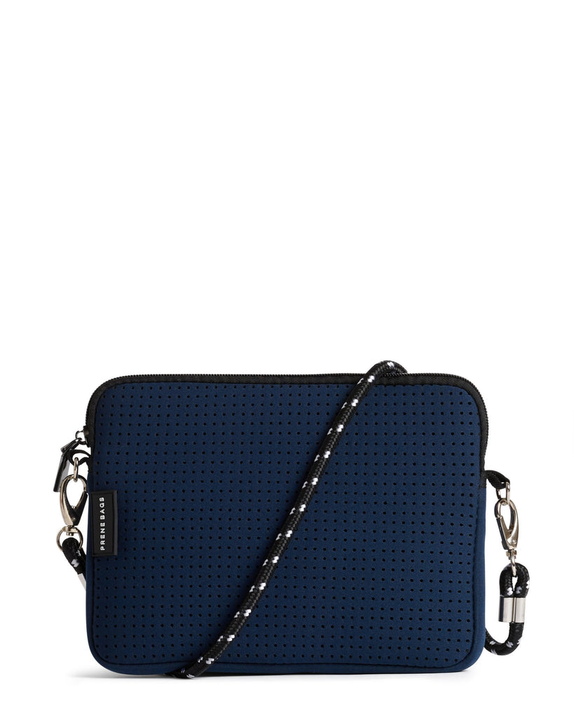 Buy THE PIXIE BAG-Navy by Prene - at White Doors & Co