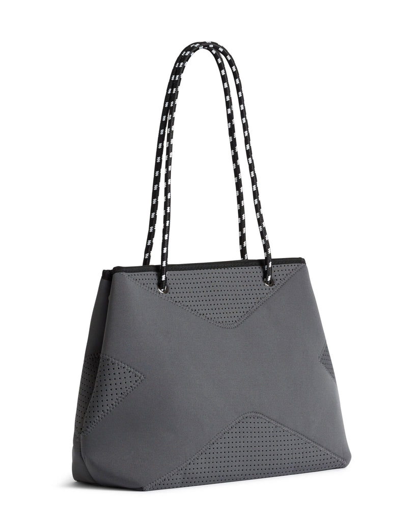 Buy THE X BAG Charcoal by Prene - at White Doors & Co