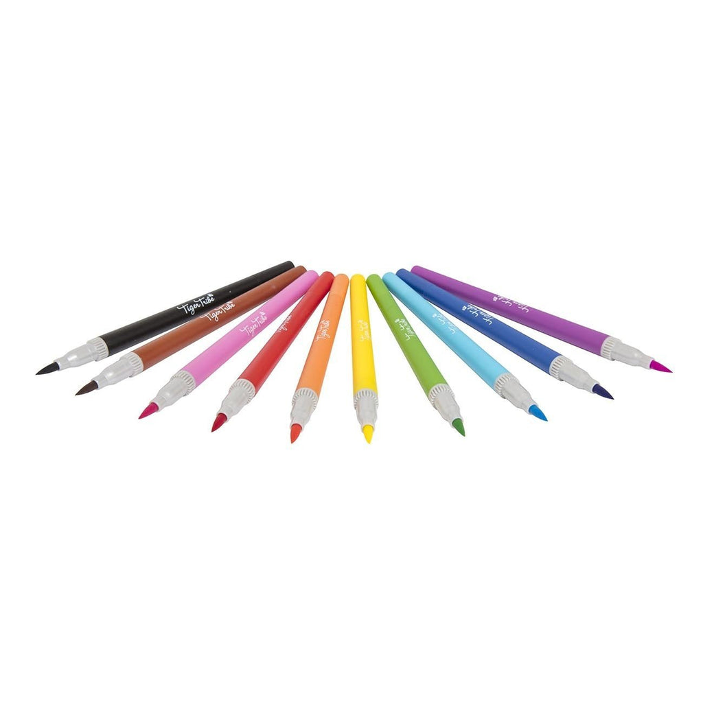 Buy Two Tip Candy Pastel Markers by Tiger Tribe - at White Doors & Co