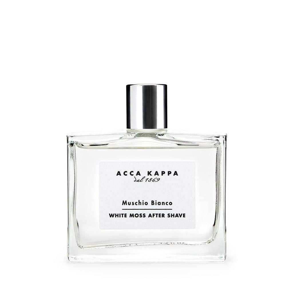 Buy White Moss After Shave Splash by Acca Kappa - at White Doors & Co