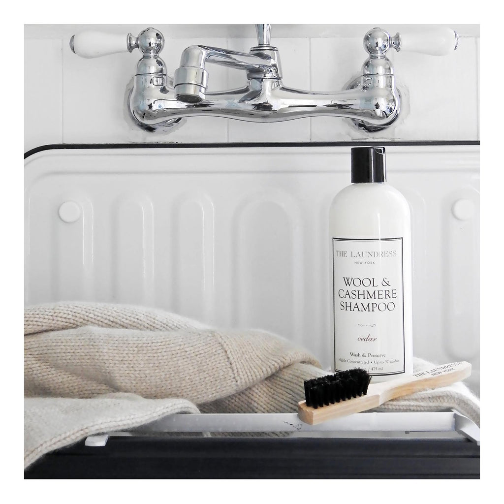 Buy Wool & Cashmere Shampoo Cedar by The Laundress - at White Doors & Co