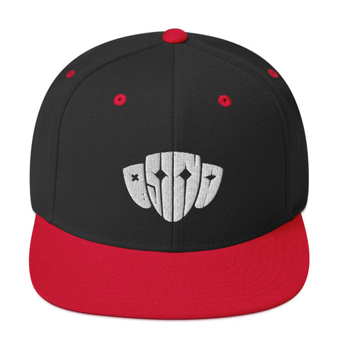 Three Masks Snapback Hat