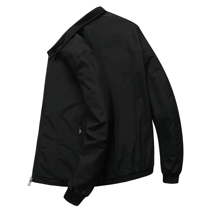 SLIM WINDBREAKER - Comfortabel luchtdoorlatend en winddicht jack voor de lente