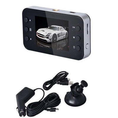 Mini Dash Cam - 1080P Driving Camcorder with Night Vision and Motion Detect