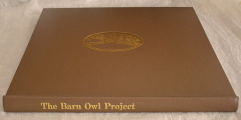 The Barn Owl Project Book