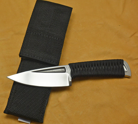 Boye-made Basic 3 Cobalt with Cord Wrapped Handle.