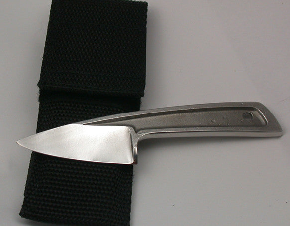 Boye Basic 1 with Plain Etched Blade - 6.