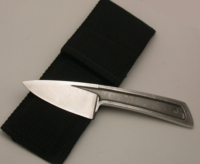 Boye Basic 2 with Plain Etched Blade - 1.