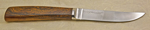 4.5 inch Kitchen Utility Knife with 'Celtic Horse' Etching.
