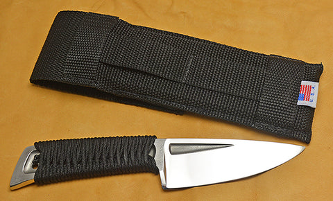 Boye Basic 3 Cobalt with Cord Wrapped Handle.