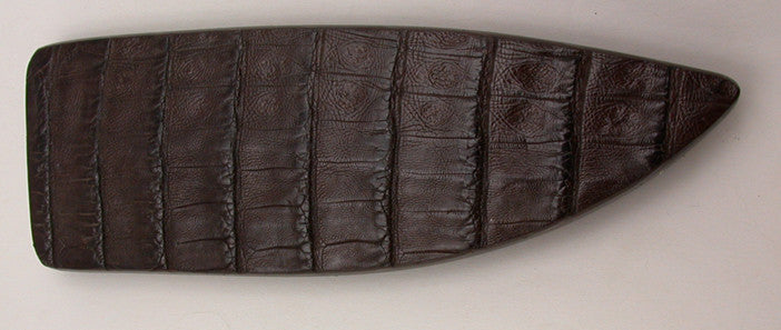 Basic 3 Croc Sheath.