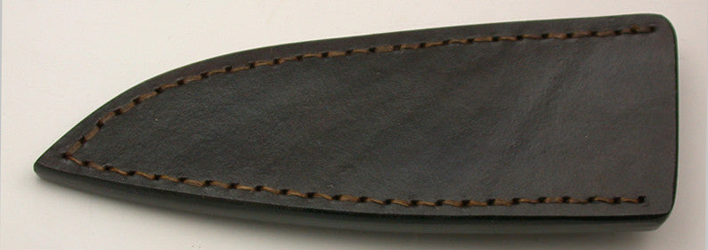 Basic 2 Leather Pouch Sheath.