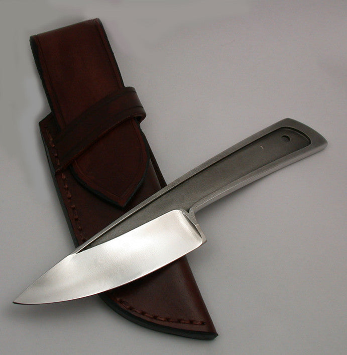 Boye Basic 3 with Plain Etched Blade - 3.