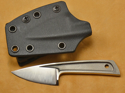 Boye Basic 1 Cobalt with Kydex Sheath & TekLok