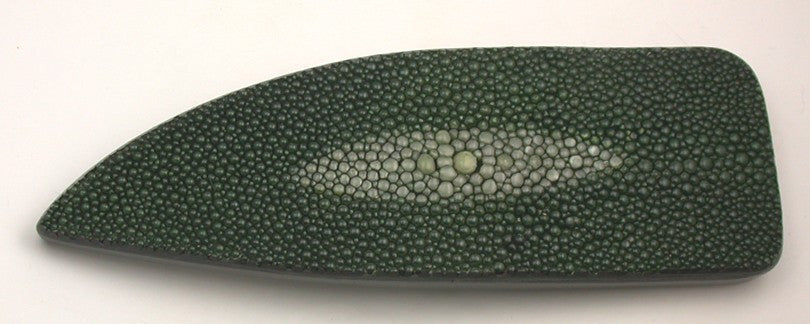 Basic 3 Double-sided Green Stingray Eye Sheath.