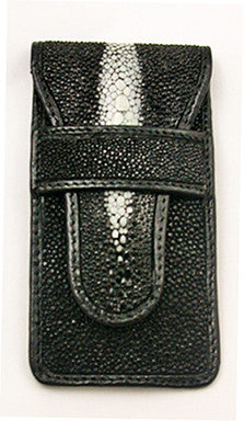 Stingray-eye Pouch/Belt Sheath for  Mini-Tweezerlock Folding Pocket Knife.