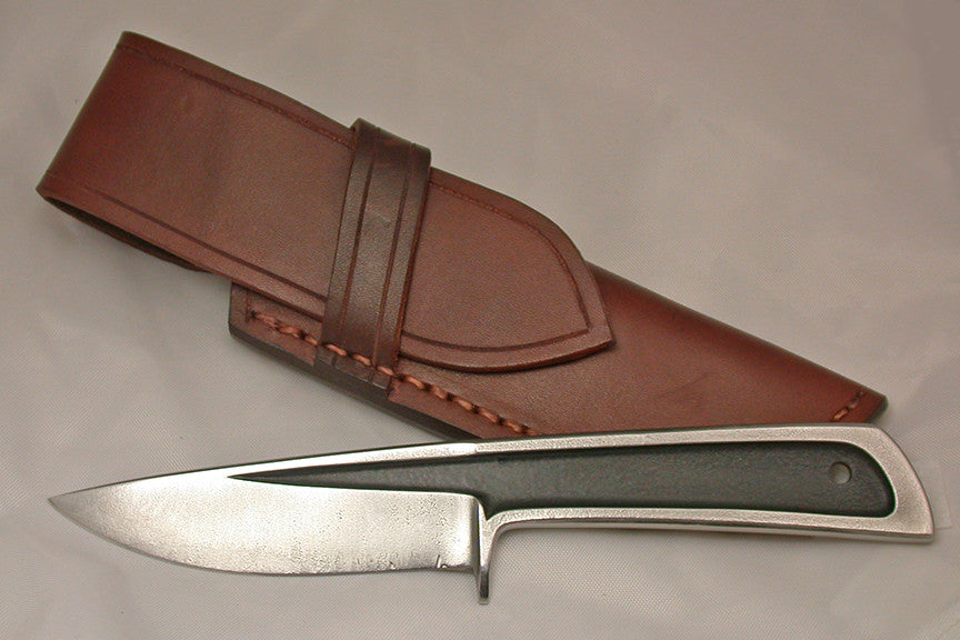 Boye Basic 3 Hunter with Plain Etched Blade - 6.