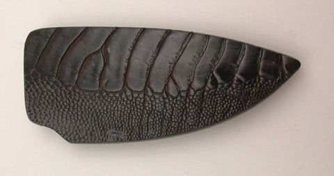 Basic 1 Ostrich Sheath.