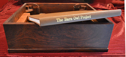 Dummy Copy of Barn Owl Project Book~Soon to be Published