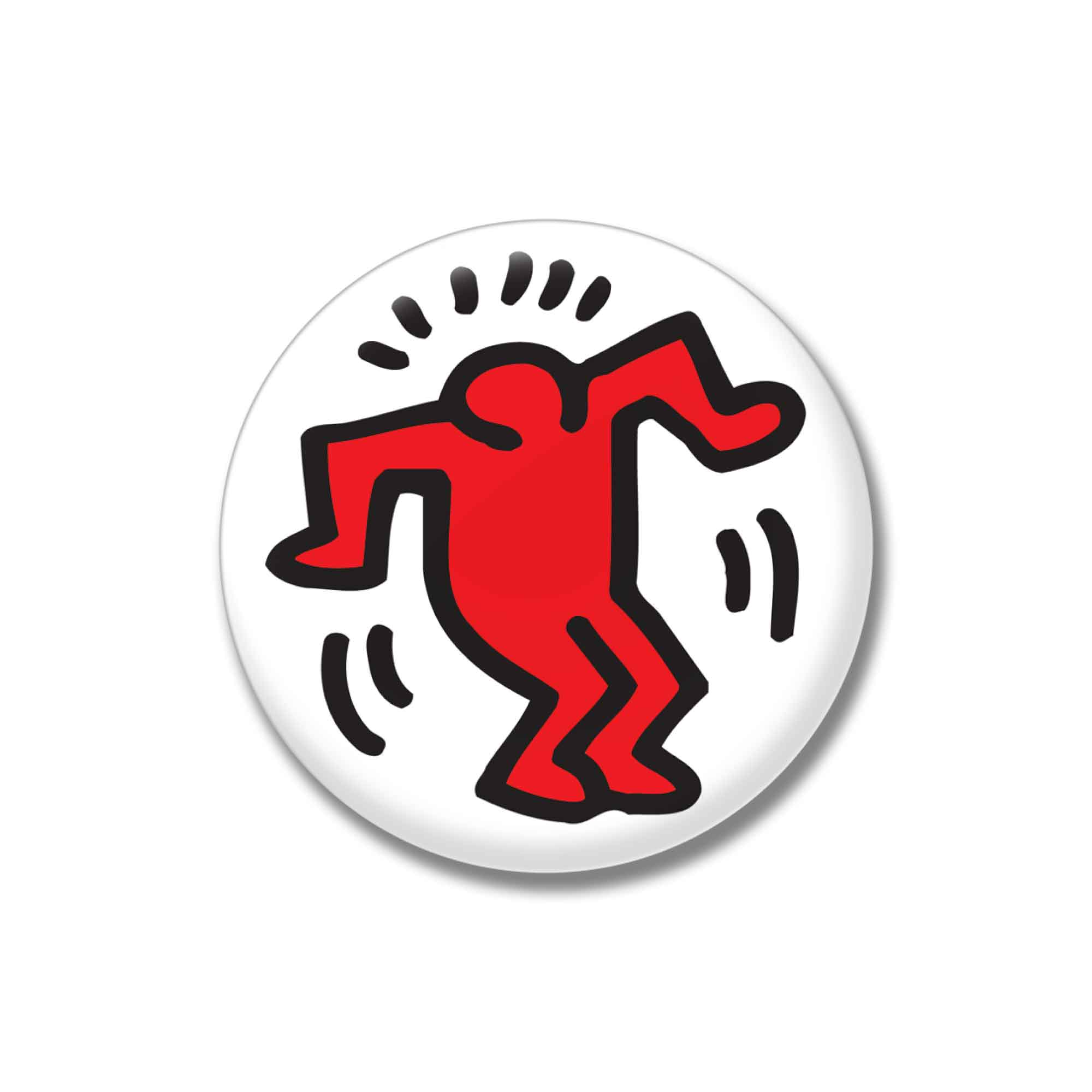 Keith Haring - Dancing Figure