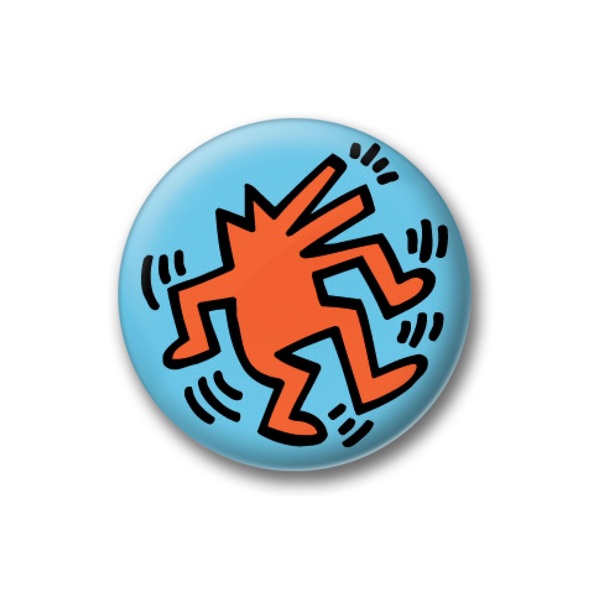 Keith Haring - Dancing Dog