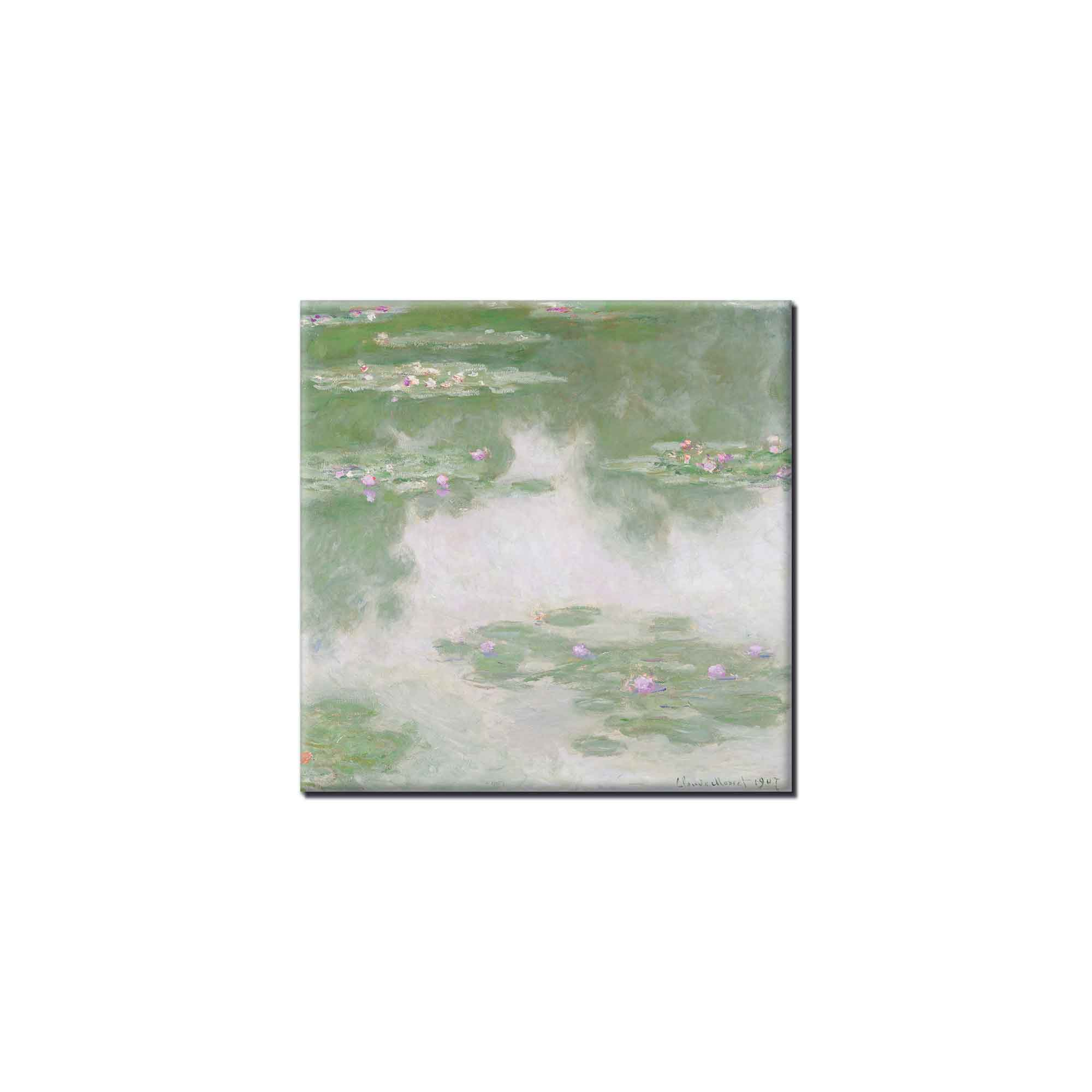 Monet - Nympheas Magnet