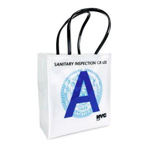Grade A Sanitation Vinyl Lunch Bag