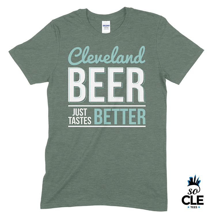 Cleveland Beer (Forest Green)