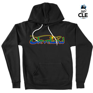 Cleveland Galaxian Hoodie