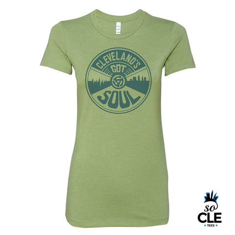 Cleveland's Got Soul Ladies (Green)