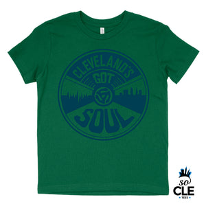 Cleveland's Got Soul Youth (Green)
