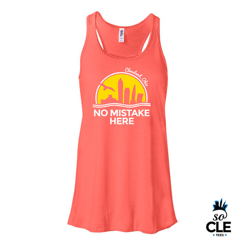 No Mistake Here Ladies Tank