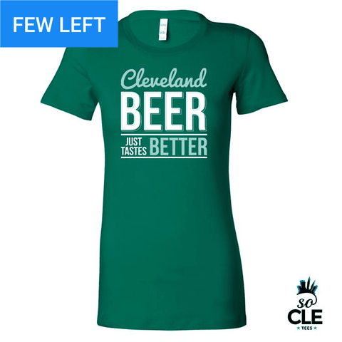 Cleveland Beer Ladies (Green)