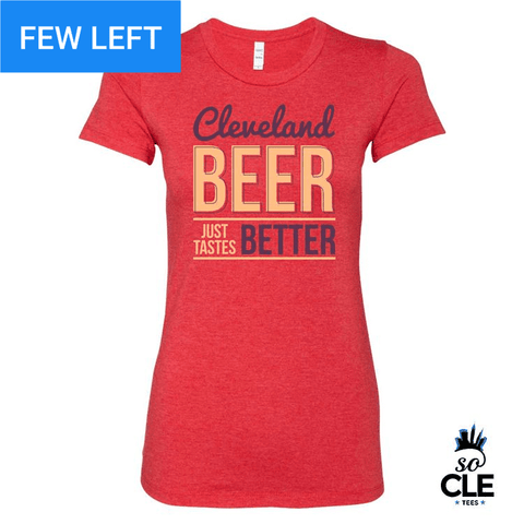 Cleveland Beer Ladies (Red)