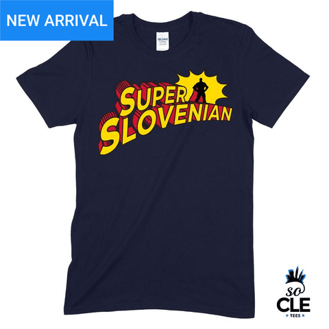 Super Slovenian (Male Hero)