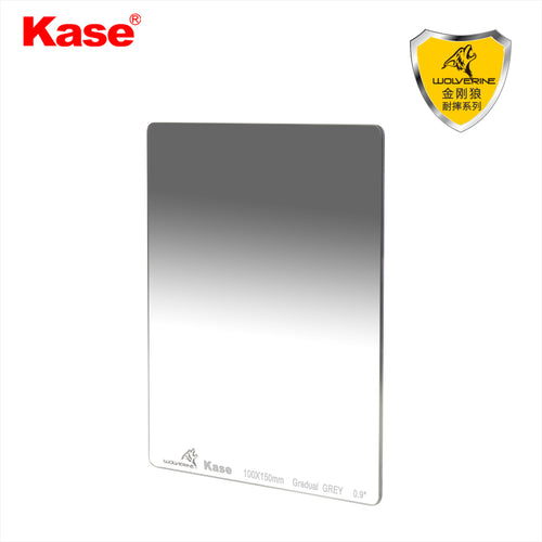 Kase Wolverine K100 Soft Graduated Filter 0.9 (3-stop)