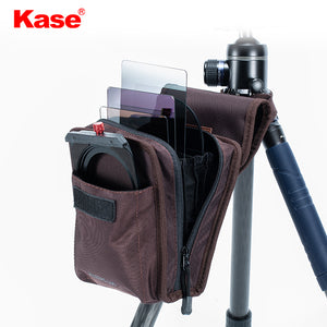 Kase K100 filter bag example